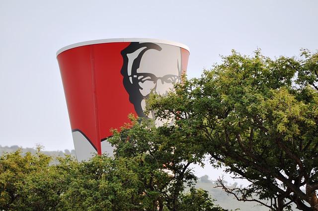 【食】ケンタッキーフライドチキン、Pontaポイント付与の対象金額変更のお知らせ