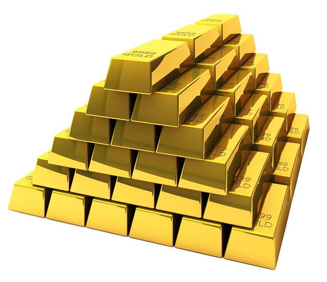【貴金属】金価格が最高値の半分程度に下落 今こそ買いか